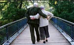 Elderly Couple Oncology News Australia