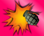Grenade-Explosion graphic concept_oncology news australia