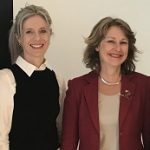 Professor Penny Schofield and Ms Natalie Richards