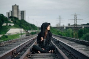 Japan girl woman teenager hipster train tracks_oncology news australia