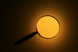 Magnifying glass research investigation concept_oncology news australia