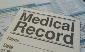 Medical record concept_oncology news australia