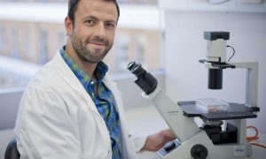 Dr. Nick Huntington has discovered how to boost natural cancer-killing cells in the body. Credit: The Walter and Eliza Hall Institute
