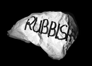 Rubbish concept paper_oncology news australia