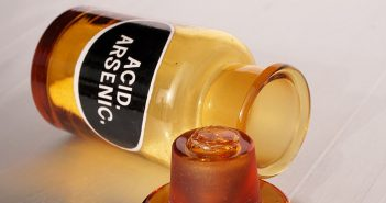 Therapeutic form of arsenic is a potential treatment for deadly type of brain cancer