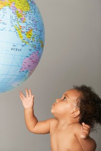 baby and globe_oncology news australia