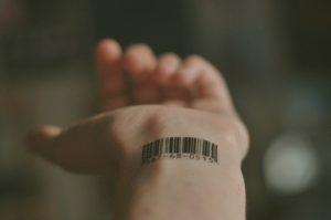 bar code on wrist_oncology news australia