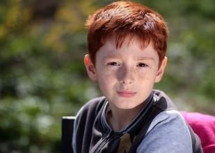 boy_freckles_childhood cancer_oncology news australia