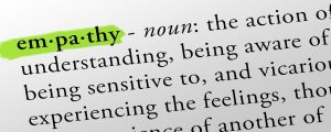empathy dictionary definition_oncology news australia