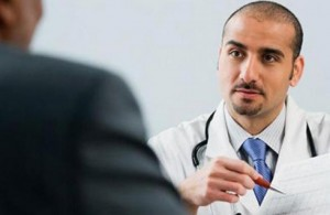gp talking to male patient_oncology news australia