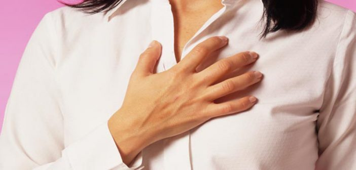 'I'm here for breast cancer. Why are you talking to me about my heart?'