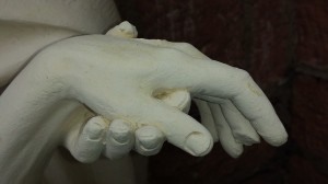 hands statue support supportive care concept_oncology news australia