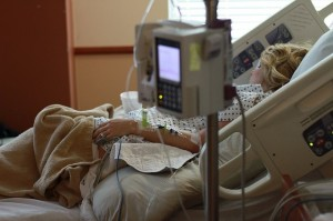 hospital bed patient female illness treatment_oncology news australia