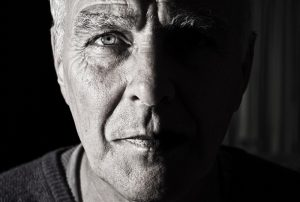 man fifties portrait monochrome_oncology news australia