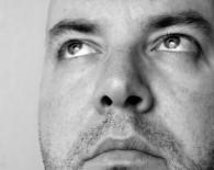 man portrait monochrome nose face close up_oncology news australia