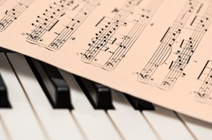 musical notes musical score concept piano_oncology news australia