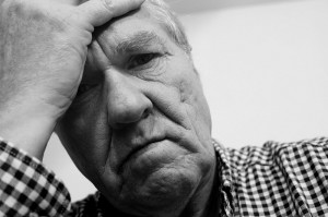 pain senior man anxiety despair_oncology news australia