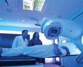 Giving entire course of radiation treatment in less than a second is feasible