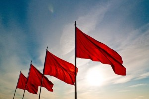 red flag concept_oncology news australia