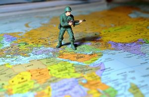 soldier map military strategy concept war_oncology news australia