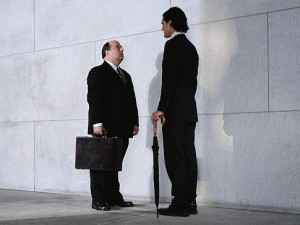 tall and short men_oncology news australia