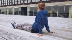 teen girl young AYA outdoor portrait back_oncology news australia