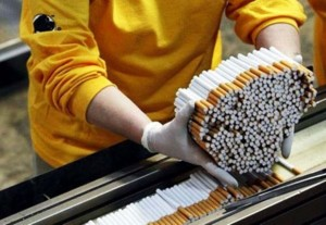 tobacco industry_cigarette manufacturing