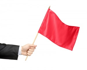 waving a red flag_oncology news australia