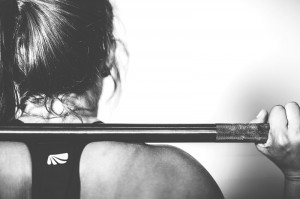 woman lifting weights_exercise_oncology news australia