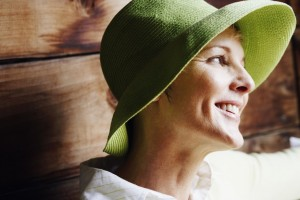 woman smiling health wellbeing concept_oncology news australia