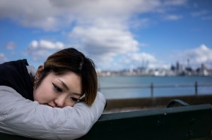 woman stressed grief anxiety depression_oncology news australia