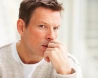 worried man prostate cancer