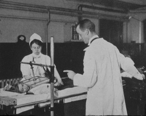 xray department opened 1902_radiation therapy_wikipedia